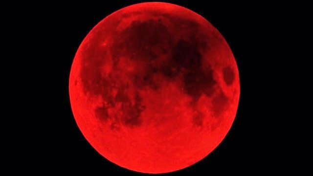 Foto Gerhana Bulan Terbaru Merah Darah Gambar Gerhana Bulan Full Moon Eclipse