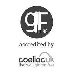 COELIAC UK ACCREDITED