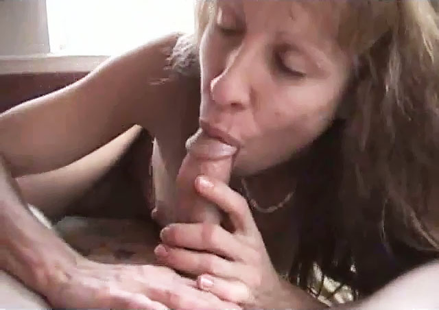 Real mom son blowjob