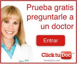 PRUEBA GRATIS PREGUNTALE A UN DOCTOR