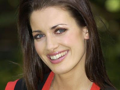 British Girl Kirsty Gallacher Picture