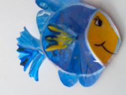 peixe de pet