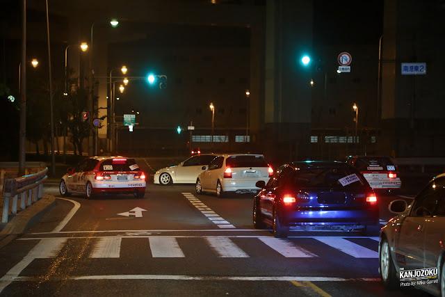 Honda Civic, nielegalne wyścigi uliczne, street racing
