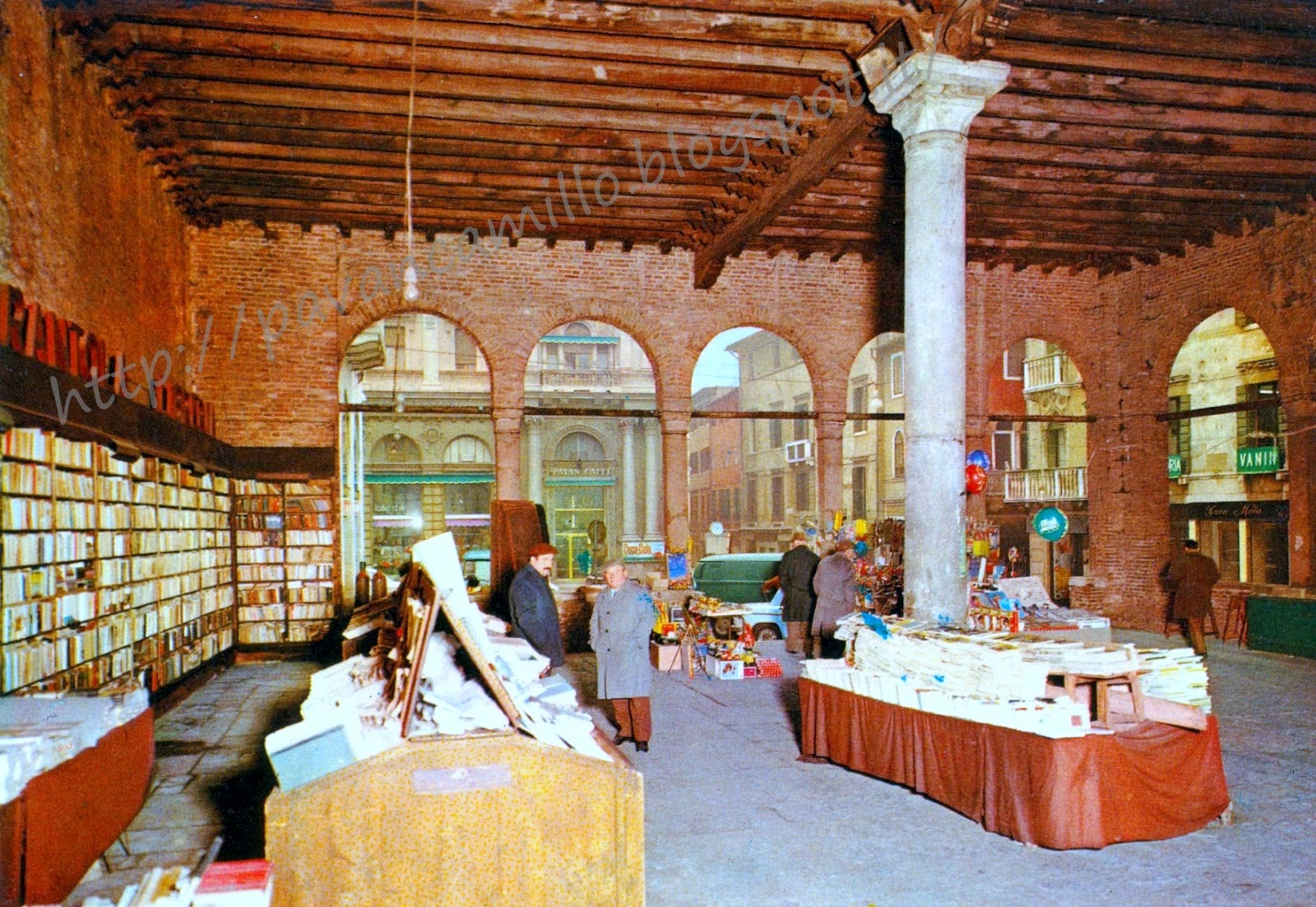 Treviso sos tarantola l ultimo atto for Mercatini treviso