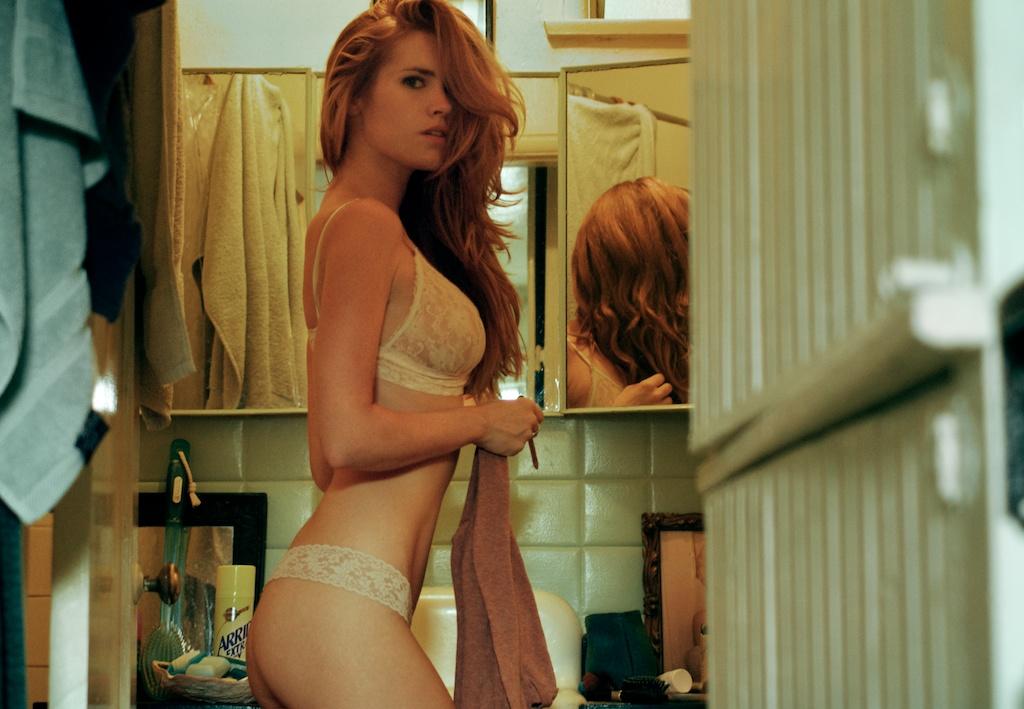 Секс с красивой рыжеволосой девушкой 11 фотография