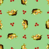 Applejack Fabric