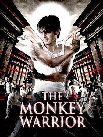 Poster Of Hanuman - The White Monkey Warrior 2008 In Hindi Bluray 720P Free Download