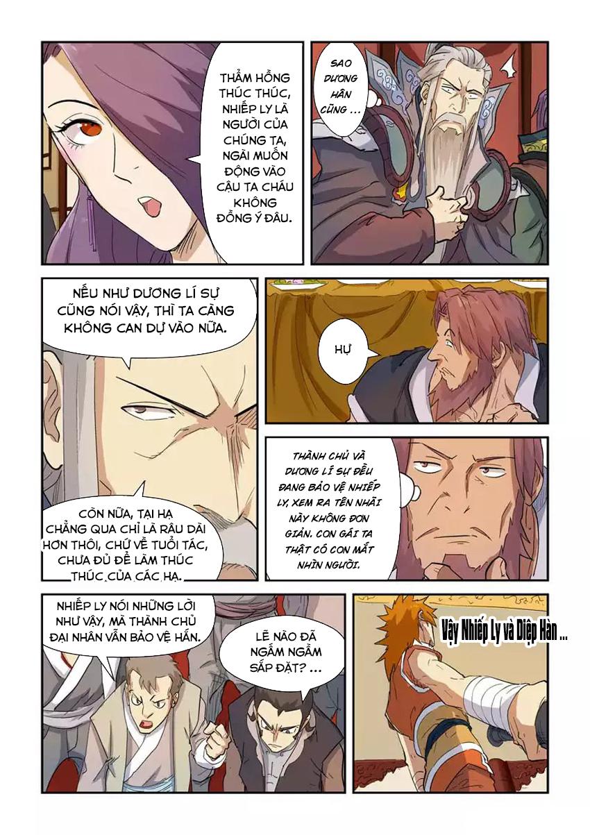 Yêu Thần Ký Chapter 139 - Hamtruyen.vn