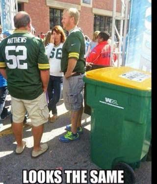 Trash Packers All Looks the Same Meme