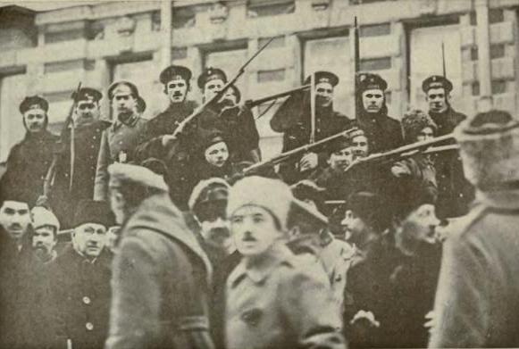the military revolution
