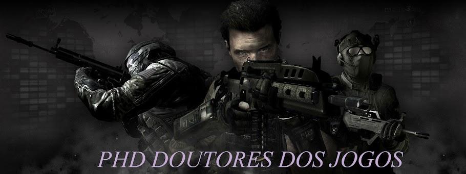 PHD - Doutores dos Jogos
