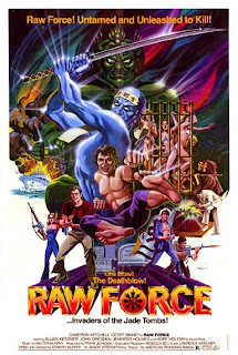 The Projection Booth: Episode 72: Raw Force