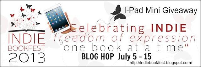 Indie Bookfest Giveaway: iPad Mini Giveaway!