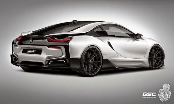 BMW i8 отзывы владельцев