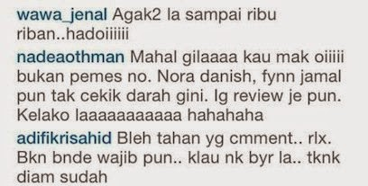 Harga IG Review Felixia Yeap Cecah RM1500?, info, terkini, hiburan, felixia yeap, sensasi, gosip, kontroversi, Felixia Raisyyah Rania