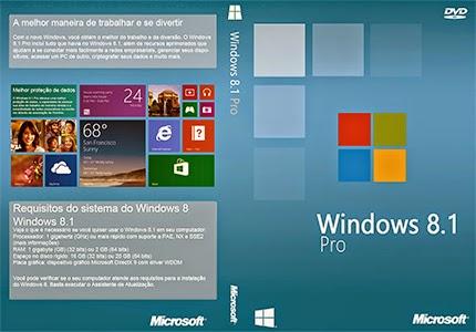 Download Windows 8.1 Pro (x86) PT-BR
