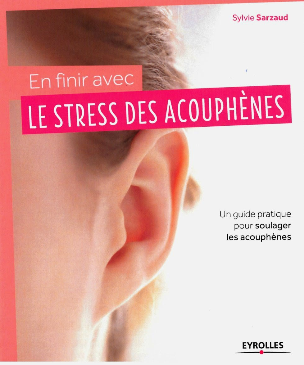 couverture du livre le stress des acouphènes
