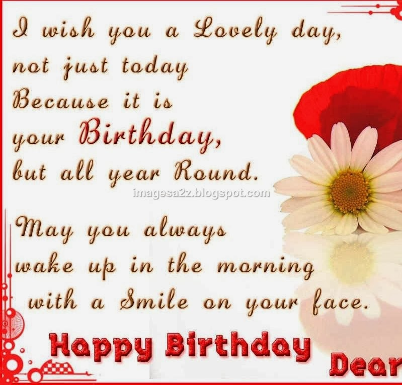 Birthday Wishes For Best Friend In English Images ~ Birthday wishes for best friend images happy