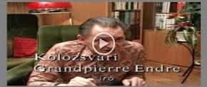 Kolozsvári Grandpierre Endre 100 éves volna