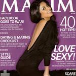 Tanushree Dutta in Maxim Magazine Photoshoot