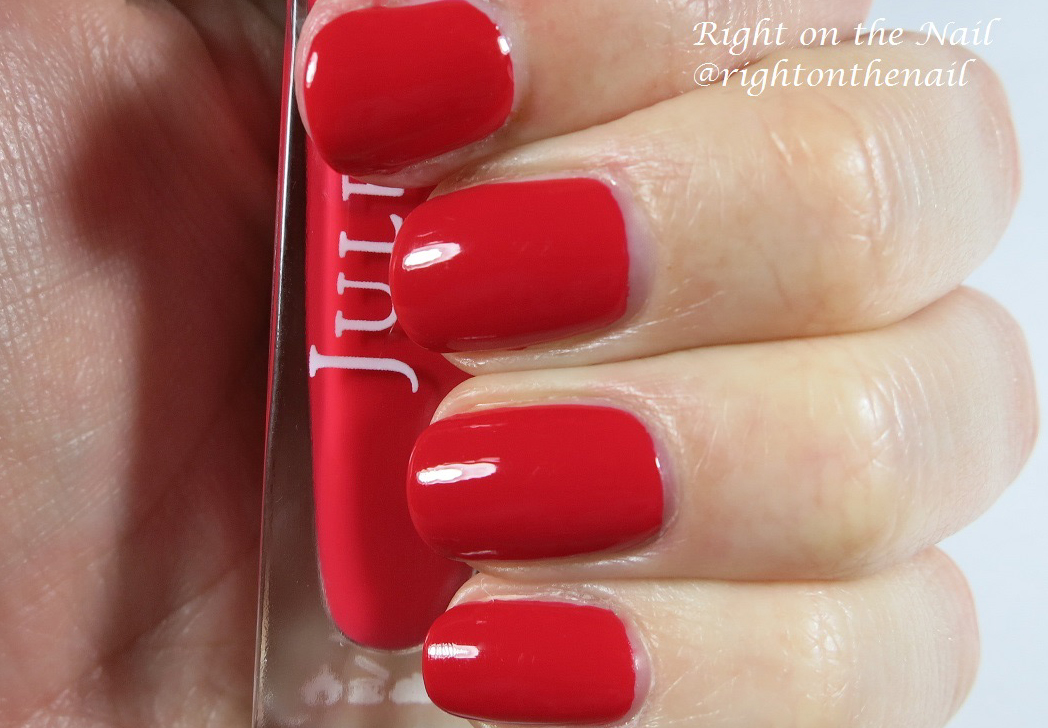 Right on the Nail: Right on the Nail ~ Julep Nail Color Swatches and ...