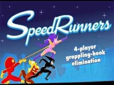 تحميل لعبة الجري speedrunners لعبة اكشن خفيفة للكمبيوتر