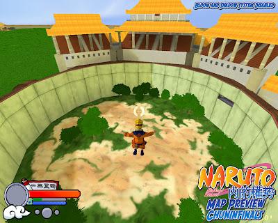 Naruto Naiteki Kensei (PC) mod Counter Strike 1.6