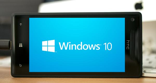 قائمة بالهواتف الذكية الستة التي ستكون بنظام ويندوز 10 الجديد في عام 2015