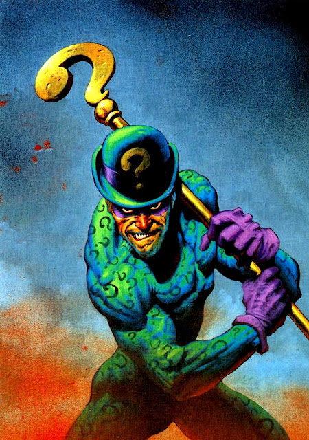 Riddler (DC Comics) Character Review - 4