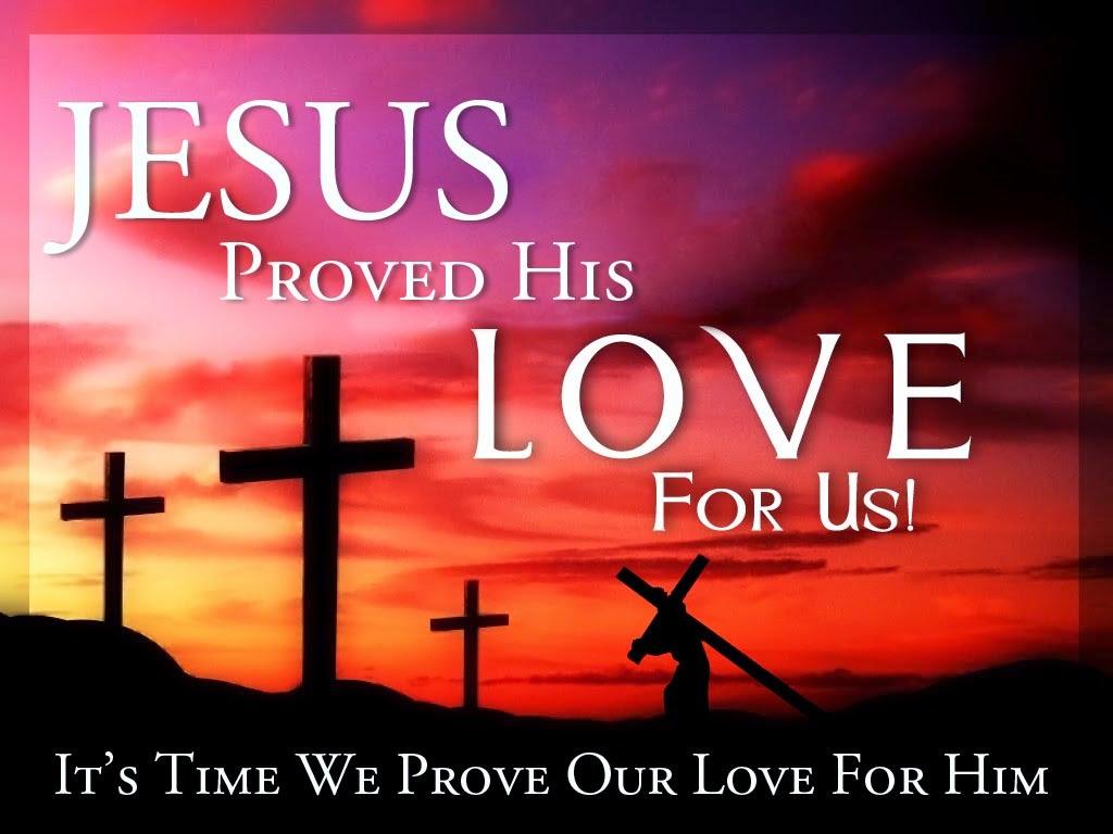 Resultado de imagen para Jesus Christ is love