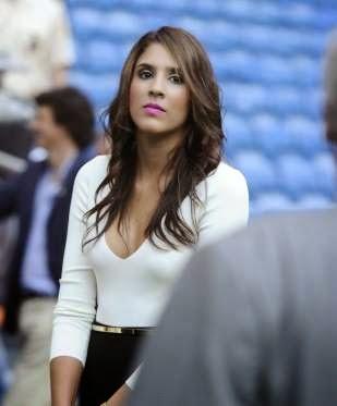 Daniela Ospina, esposa de James Rodríguez (Real Madrid)