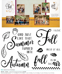 Close to My Heart - October 2019 Stamp of the Month