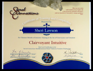 Certified Clairvoyant Intuitive