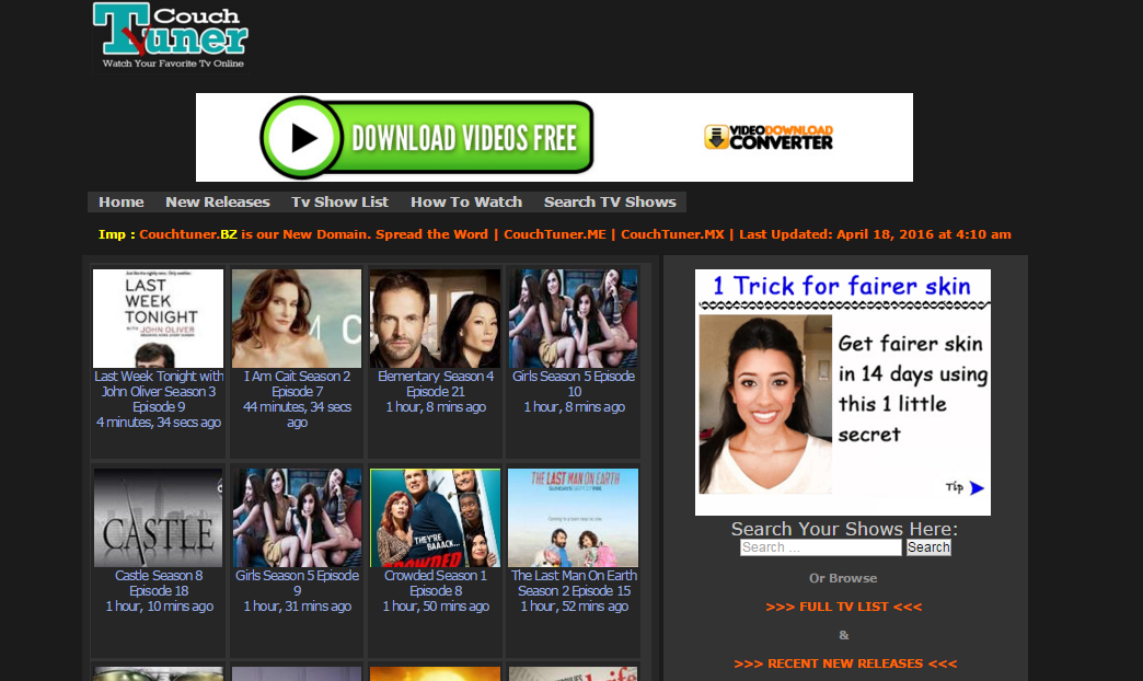 Free Tv Show Download Websites Sohoerogon