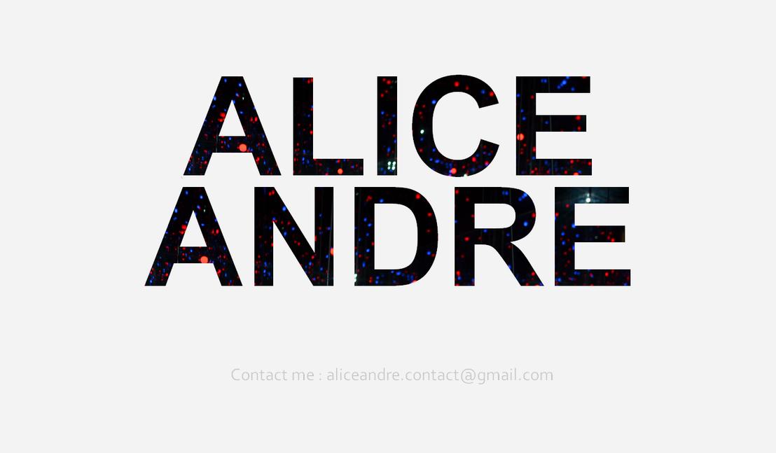 ALICE ANDRE