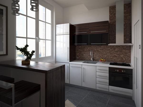 Dapur Rumah Type 36 Mungil Minimalis