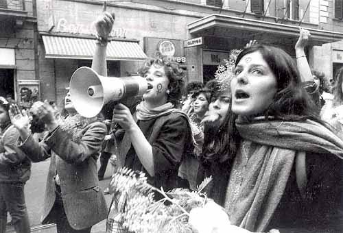 Donne in rivolta