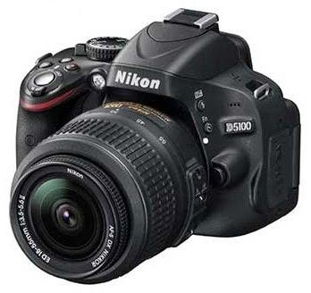 Harga Nikon D5100