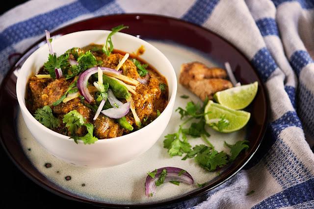 bengali style mustard mutton recipe
