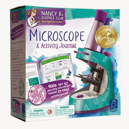 microscope giveaway