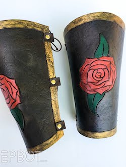 Foam Bracers