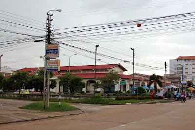 Savannakhet Markt