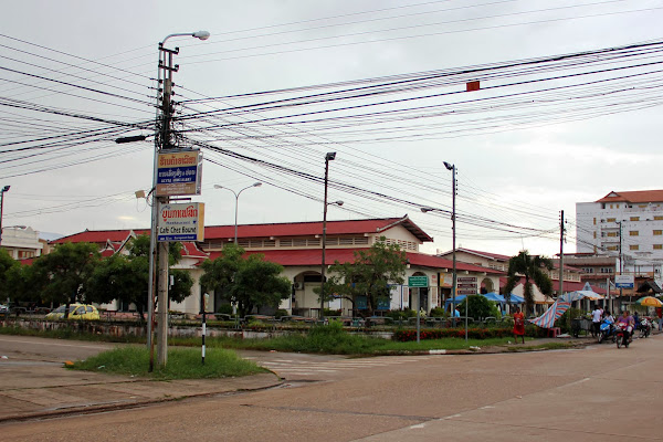 Mercado de Savannakhet
