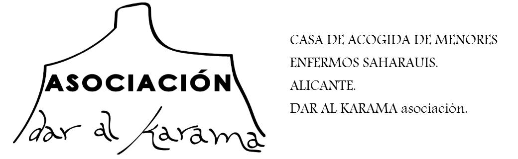 Dar Al Karama, asociacion de ayuda al Sahara.