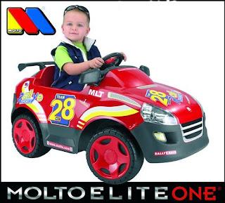 coche molto niño