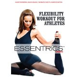 Essentrics Flexibility For Athletes DVD