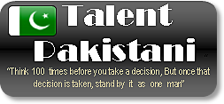 Talent Pakistani