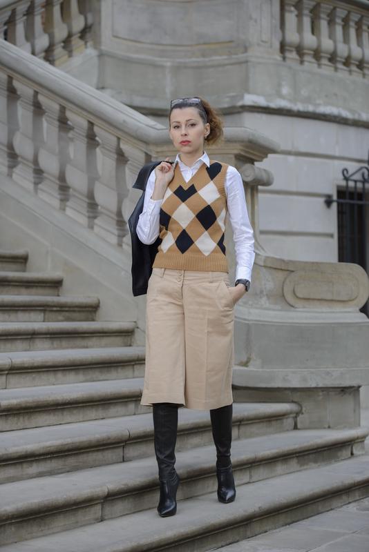 preppy style fashionblogger