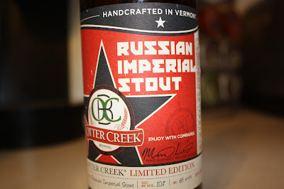 Otter Creek Brewing Russian Imperial Stout