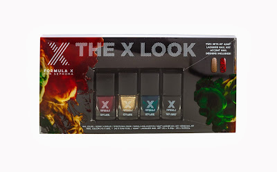 Sephora Formula X The X Look Mini Set Holiday 2013